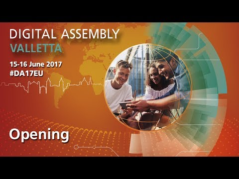 Digital Assembly 2017: Opening