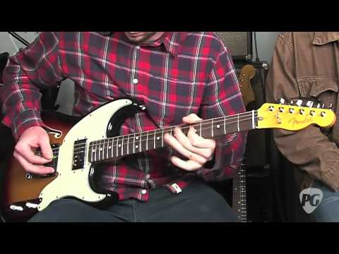 VIdeo Review - Fender Pawn Shop Series '51, '72, And Mustang Special