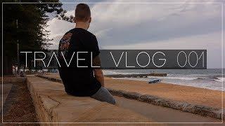 TRAVEL VLOG 001 | AUSTRALIEN | ICH BIN ANGEKOMMEN