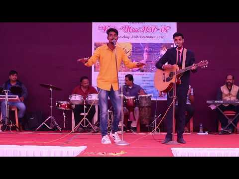 Tere Bin Nahi Laage Live Performance   Ek Paheli Leela   By Nilesh Jaiswar And Phebin Matthew