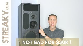 NOT BAD FOR $30K !   -  PMC IB2S-A Studio Monitors Review
