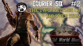 Hearts of Iron 4: Old World Blues - Courier Six #2 - The Two Battles of Hoover Dam