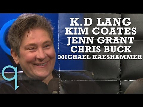 q with Tom Power - Ep 9 | K.D. Lang, Kim Coates, Jenn Grant, Chris Buck, Michael Kaeshammer