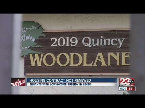 HUD not renewing housing contract with apartment complex