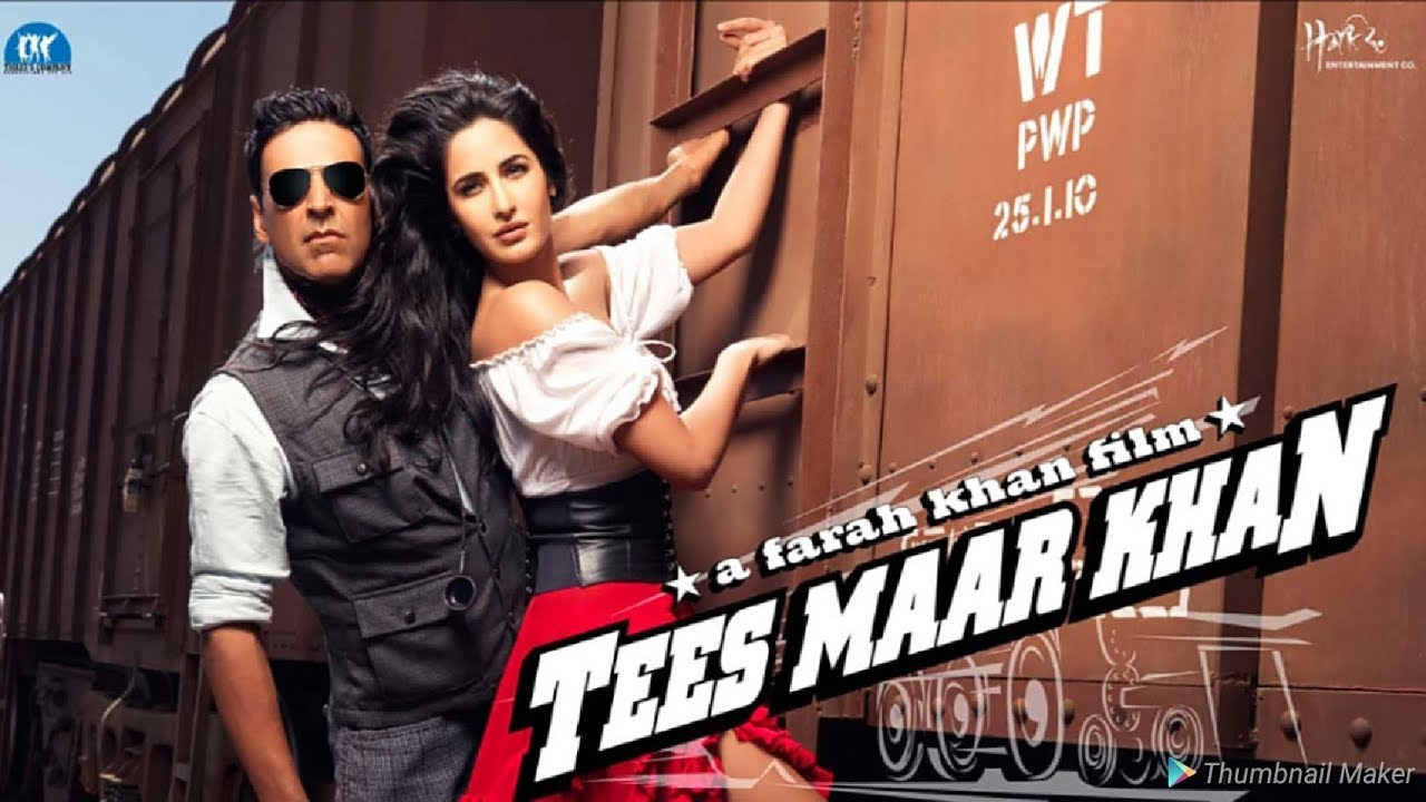 Tees Maar Khan Full Movie in HD Akshay Kumar, Katrina Kaif