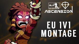 Brawlhalla Tournament Montage - Brawl League Masters: Ascension EU