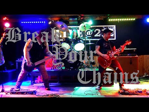 Renegade Cartel - Break Your Chains (Live Music Video)