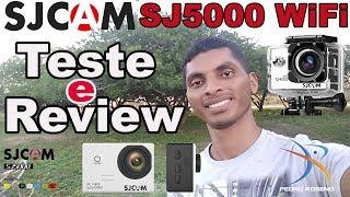 sJCAM SJ5000 wifi Teste e Review em Portugus  Pedro Roseno