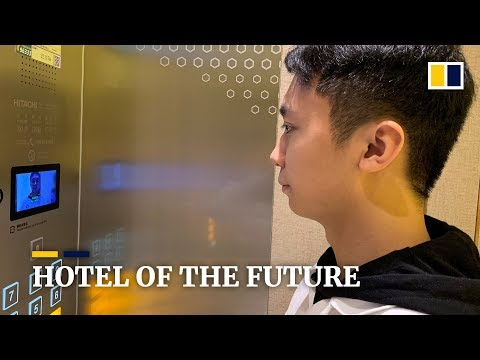 China's Alibaba opens 'hotel of the future' with automated check-in, biometrics and voice-control
