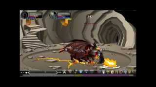 aq worlds onyx lava dragon has ben defeated 2 players