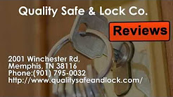 Quality Safe & Lock Co. - REVIEWS  Memphis, TN Locksmith Reviews