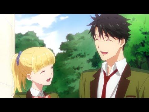 完全新作オリジナルTVアニメーション「多田くんは恋をしない」PV第1弾