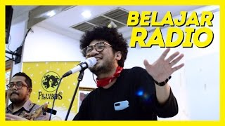 BELAJAR RADIO WITH PRAMBORS GOES TO CAMPUS
