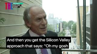 2019 Research Excellence Summit: Alan Finkel interview thumbnail