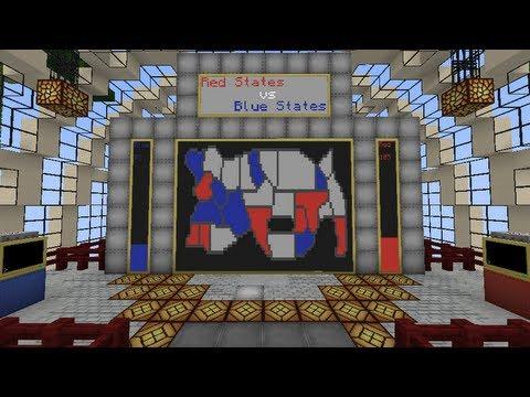Red States vs Blue States - FunshineX vs damned_sky Part 1