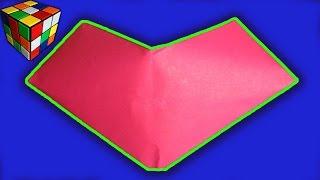 Оригами сердце. Как сделать сердце из бумаги своими руками. Поделки из бумаги.(Учимся рукоделию! Как сделать сердце из бумаги! Сердце оригами своими руками! Всё поэтапно и доступно каждо..., 2016-01-03T12:39:12.000Z)