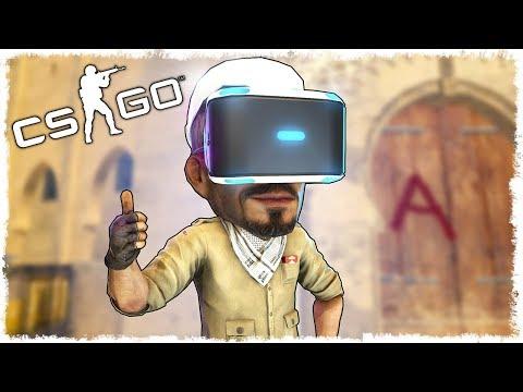 CS:GO в VR: