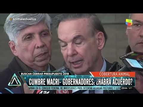 Cumbre Macri-gobernadores: ¿habrá acuerdo?