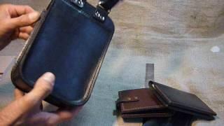 видео мужские сумки на пояс