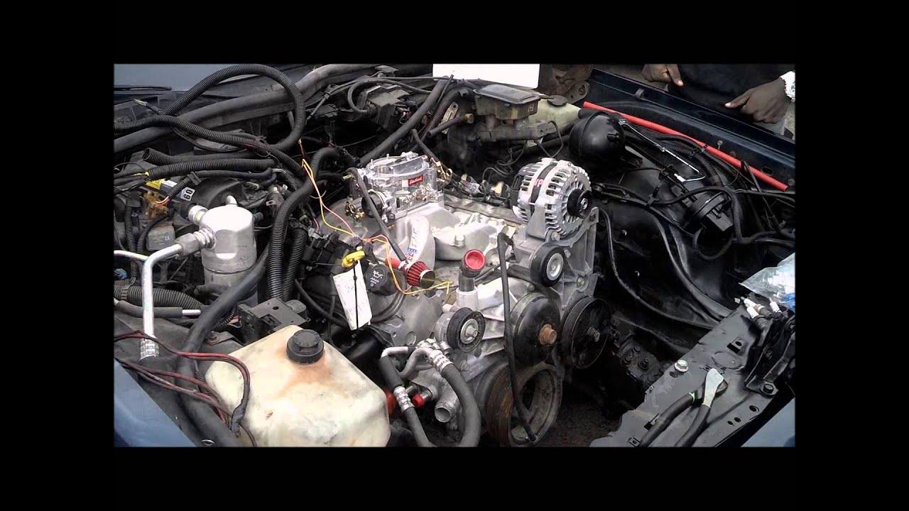 Box Chevy Ls 5 3 Swap