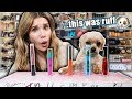 MY PUPPY PICKS MY MAKEUP! Full Face of Surprises...