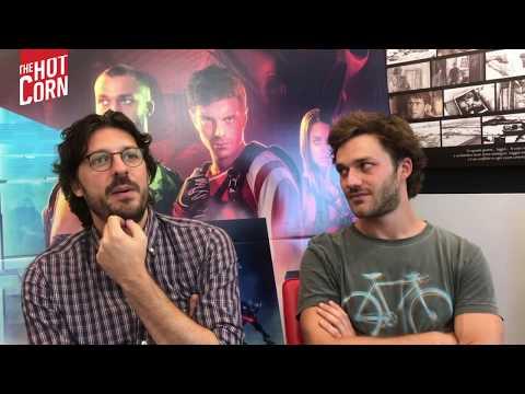 Ride: Jacopo Rondinelli e Lorenzo Richelmy raccontano il film  HOT CORN