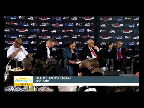 Status of Media & Media transformation in SA discussion 2