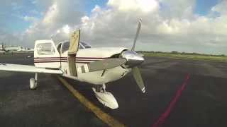 Piper PA-32-300 Cherokee Six  HAVING FUN IN MEXICO