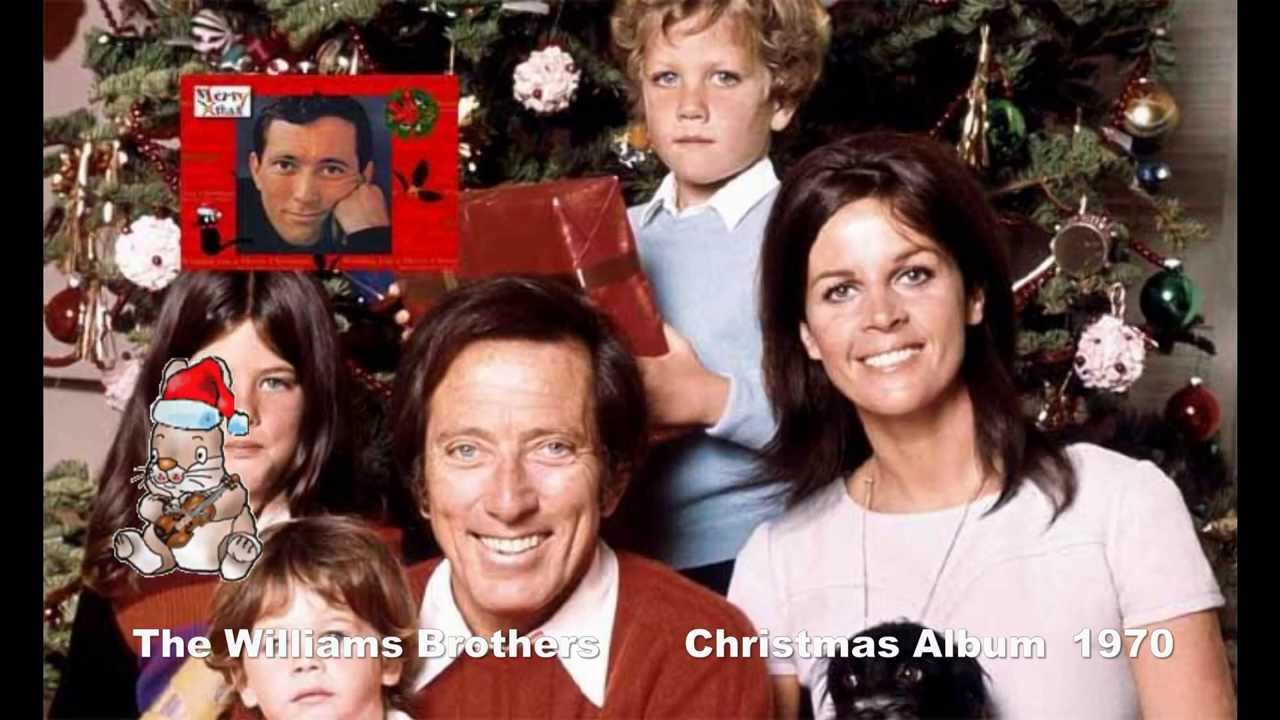 andy williams brothers christmas album ill be home for christmas 1970 youtube - Andy Williams Christmas Show