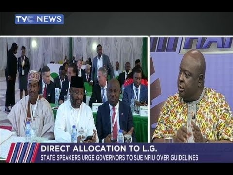 Governors protest direct allocation to LGs, want President to stop NFIU