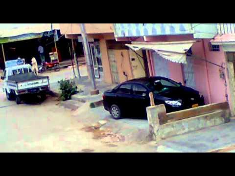 Nokia 5250 (video sample)