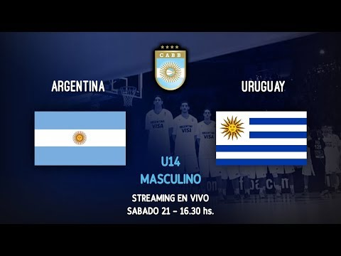 Amistoso Selección U14: Argentina Vs. Uruguay