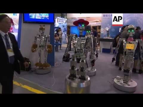Robotic Arms to dominate service industry in Taiwan