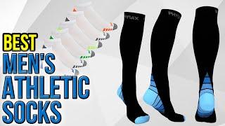 Video 7 Best Men's Athletic Socks 2017 download MP3, 3GP, MP4, WEBM, AVI, FLV Agustus 2018