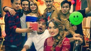 The Cartoonz Crew -CELEBRATING SUBIN'S BIRTHDAY