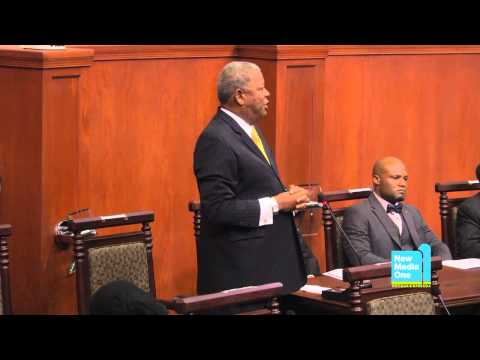 Swearing-In Ceremony of Governor-General: Remarks by The Hon. Baldwin Spencer