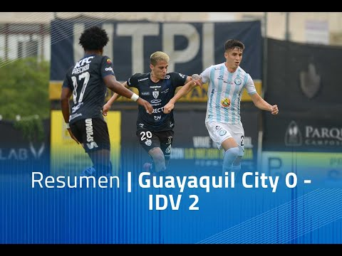 Guayaquil City Independiente del Valle Goals And Highlights
