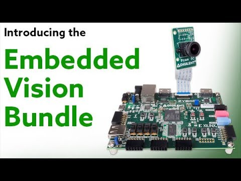 Digilent Embedded Vision Bundle