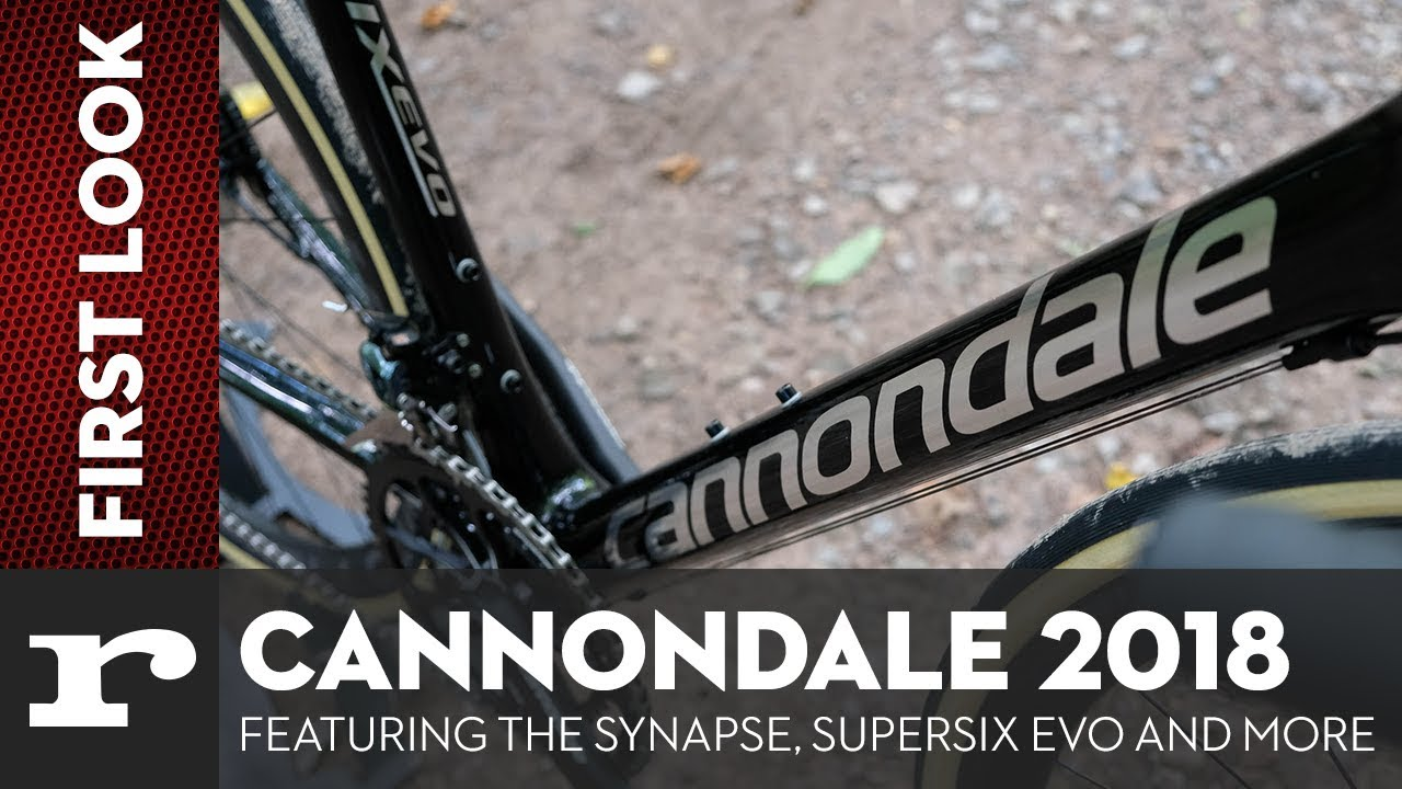 2473529b22d Cannondale 2018: Featuring the new Synapse, Supersix Evo, CAAD 12 and more  | road.cc