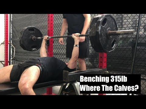 Benching 315lb Doesn't Mean It Looks Like You Lift