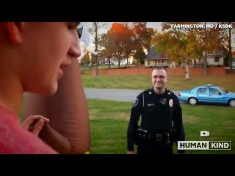 Halloween prank causes tears, ends with act of kindness