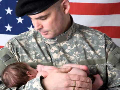 Wait For Me (Unofficial Video) - Tribute to the Military and their families