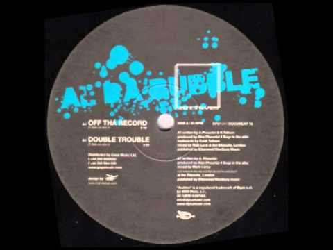 Al Da Bubble - Off Tha Record