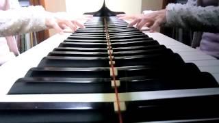 [鋼琴曲]田馥甄《看淡》一把青 電視劇主題曲