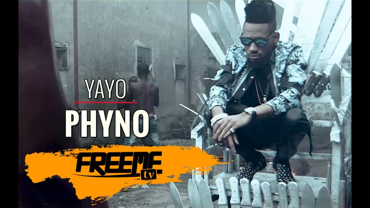 Download Phyno - YAYO [Official Video]: Freeme TV