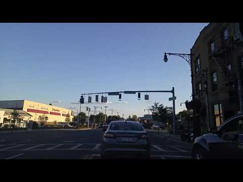 Driving from Eastchester to Tuckahoe,New York