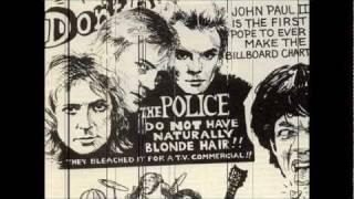 miss gradenko - the police -  synchronicity album
