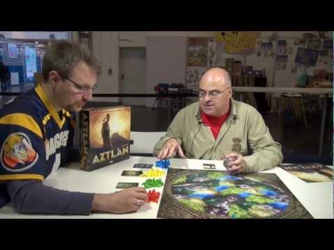 Aztlan Overview - Spiel 2012