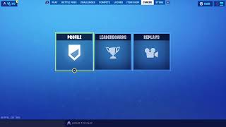 Tradeing fortnite account