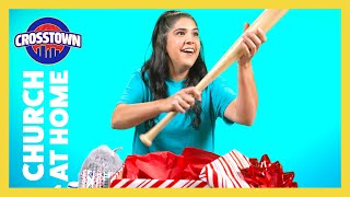 Church at Home: Crosstown | December 12-13 | LifeKids Online